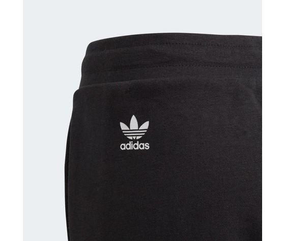 Pantaloncino adidas big trefoil shorts nero bambini art %281%29