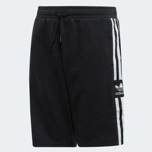 Pantaloncino Adidas 3 Stripes Shorts nero bambini art.FM5660