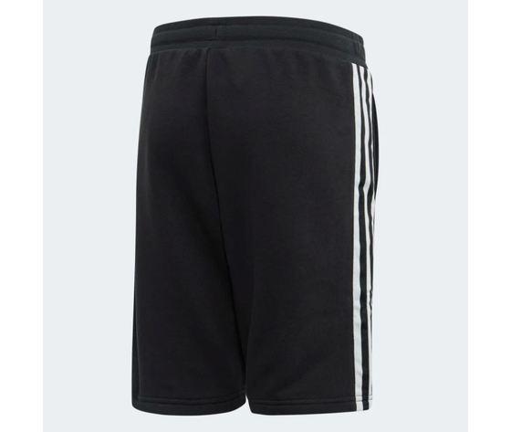 Pantaloncino adidas 3 stripes shorts nero bambini art %283%29