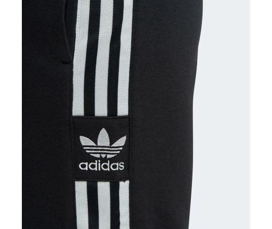 Pantaloncino adidas 3 stripes shorts nero bambini art %284%29
