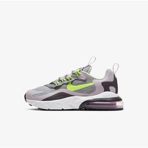 Scarpe Nike Air Max 270 RT Grigio lemon bambini art.BQ0102 010