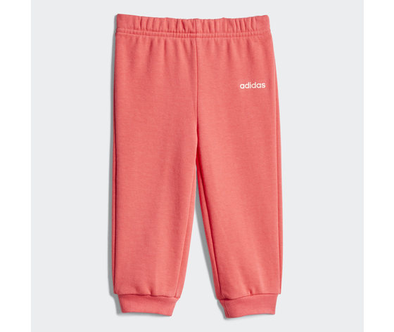 Linear french terry jogger pink fm0653 05 laydown