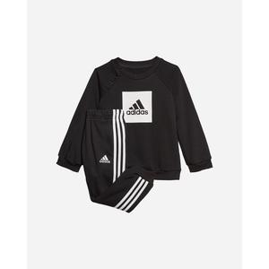 Adidas Completo Tuta Nero Bambino ART. FR5305