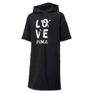Vestito Puma Dress Love Nero ART. 581400 001
