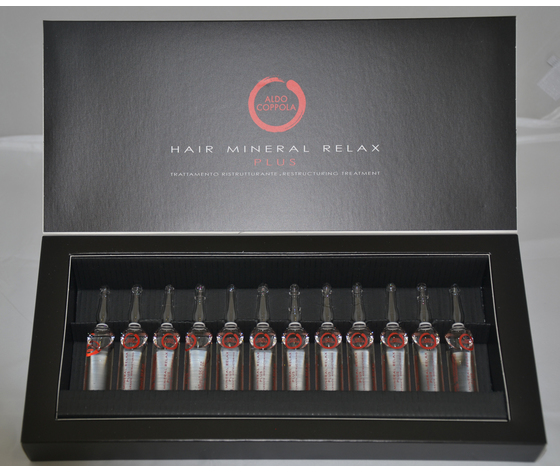 FIALE HAIR MINERAL RELAX PLUS  12 fiale