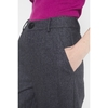 Pantalon recto franela gris %282%29
