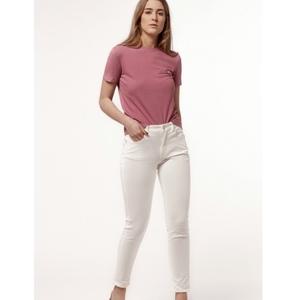 Jeans panna