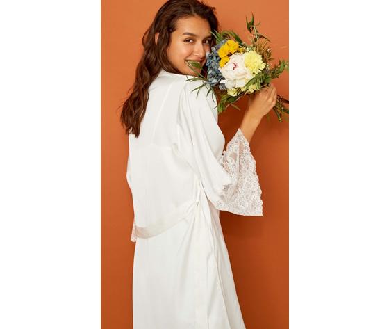 Vestaglia Kimono donna linea Sposa art. GE2154