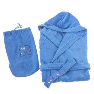 """Accappatoio Microspugna Ultraleggero """"Azzurro"""" Maison Sucree"""