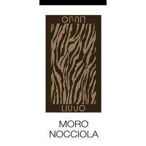 Telo mare Liu Jo 100x180 Tinto Filo Moro-Nocciola