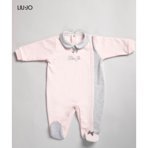 Tutina neonato Liu Jo baby in Caldo Cotone 1-6 mesi art.004
