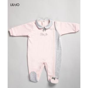 Tutina Ciniglia Neonato Liu Jo baby con Cuffietta  1-6 mesi art.003