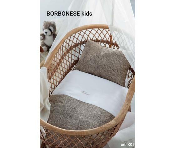 Piumone sfilabile Culla passeggino Borbonese kids art. Splendido