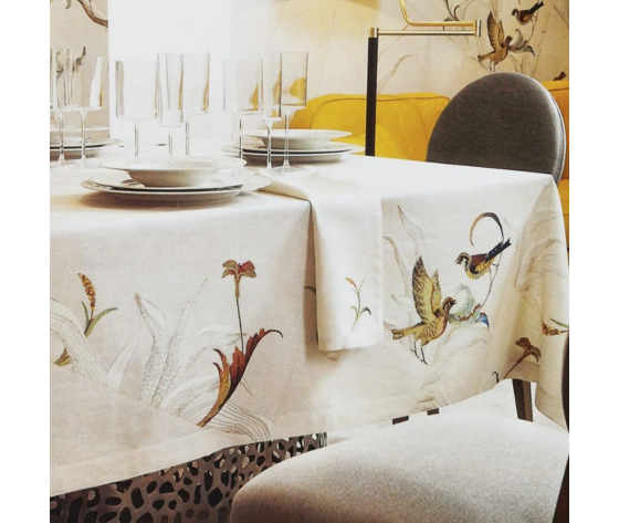 Servizio Tavola x12posti  Borbonese art. Paradise
