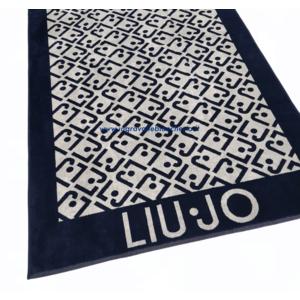 Telo Mare Liu Jo Tinto Filo cm. 100x180