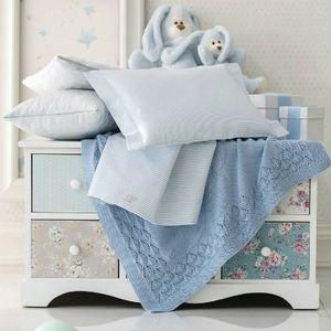 Completo Lenzuola Culla Passeggino Blumarine baby art. Marina