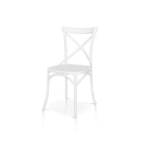 MATILDE - Sedia in PP con gambe a sciabola
