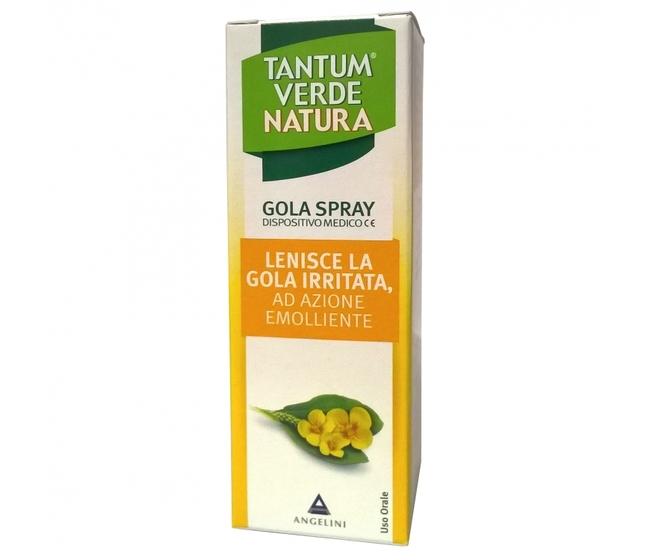 Tantum verde natura gola spray