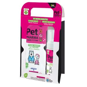 Kit Bagno asciutto Pet in Pharma