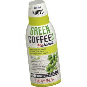 Dietalinea GREEN COFFEE 500ml