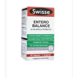 SWISSE ENTERO BALANCE 20 cps