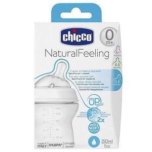 CHICCO Natural Feeling 0+m