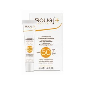 Rougj crema solare protezione molto alta SPF 50+