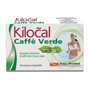 Kilokal caffè verde 30cpr