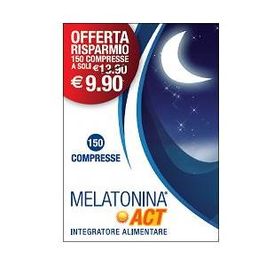 MELATONINA ACT +3complex