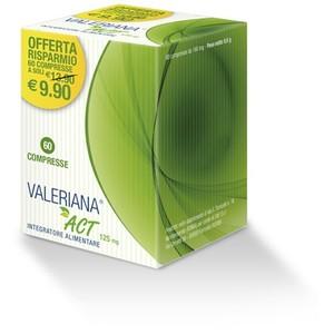 Valeriana ACT 125mg