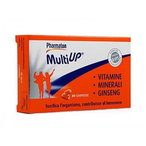Multi up compresse multivitaminiche