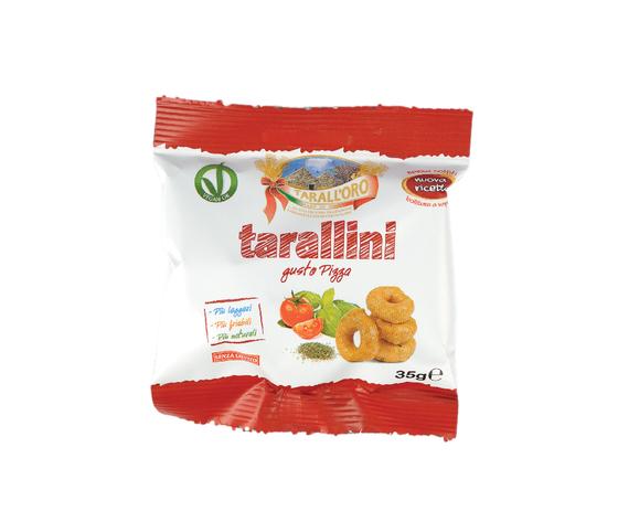 Tarallini gusto pizza 35g