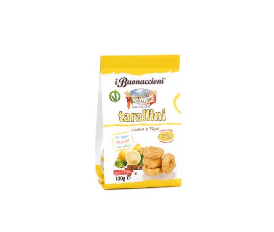 Tarallini limone e pepe