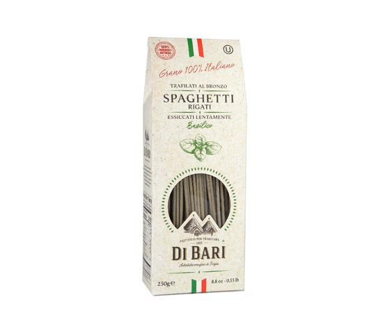 Spaghetti al basilico