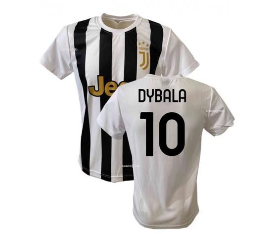 Maglia Juventus bambino 2020-2021 Prodotto Ufficiale 10 DYBALA