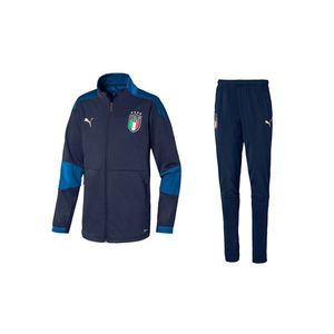FIGC ITALIA TRAINING SUIT JUNIOR