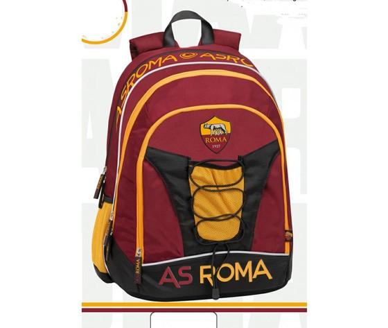 Zaino Scuola Roma organizzato