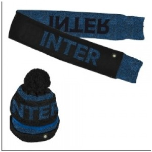 Set Inter Junior Cappello + Sciarpa
