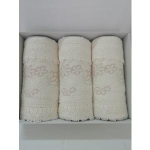 Set asciugamani 3 pezzi
