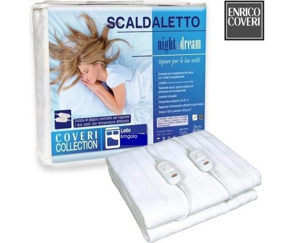 Scaldaletto Elettrico Coveri Collection night&dream Singolo
