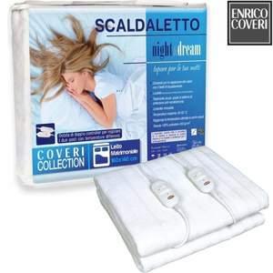 Scaldaletto Elettrico Coveri Collection night&dream Matrimoniale