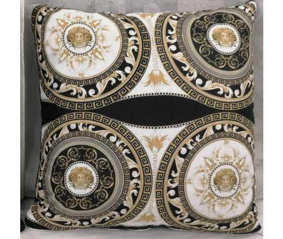 Cuscino Decorativo Arredo Stampa Versace
