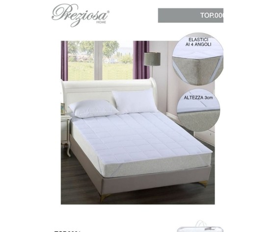 Topper  250gsm Materassino Relax