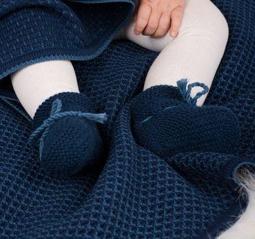 Letintine kit coperta scarpine blu 02