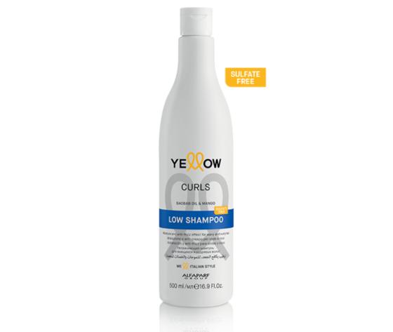 Yellow Curls Low Shampoo