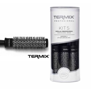 Kit 5 spazzole TERMIX