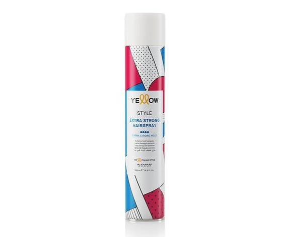 YELLOW STYLE EXTR.STRONG HAIRSPRAY 500ML