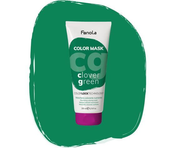 Maschera Colorata Clover Green Fanola