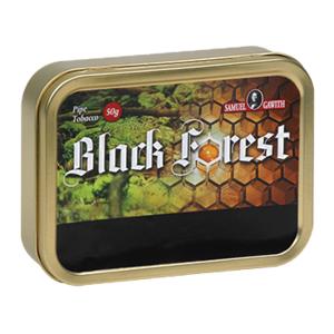 """TABACCO DA PIPA SAMUEL GAWITH """"BLACK FOREST"""" - 50GR"""