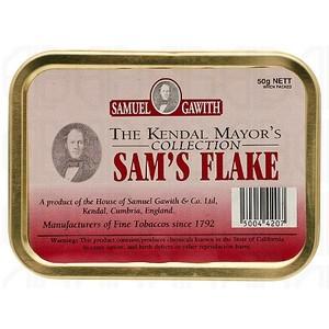 """TABACCO DA PIPA SAMUEL GAWITH """"SAM'S FLAKE"""" - 50GR"""